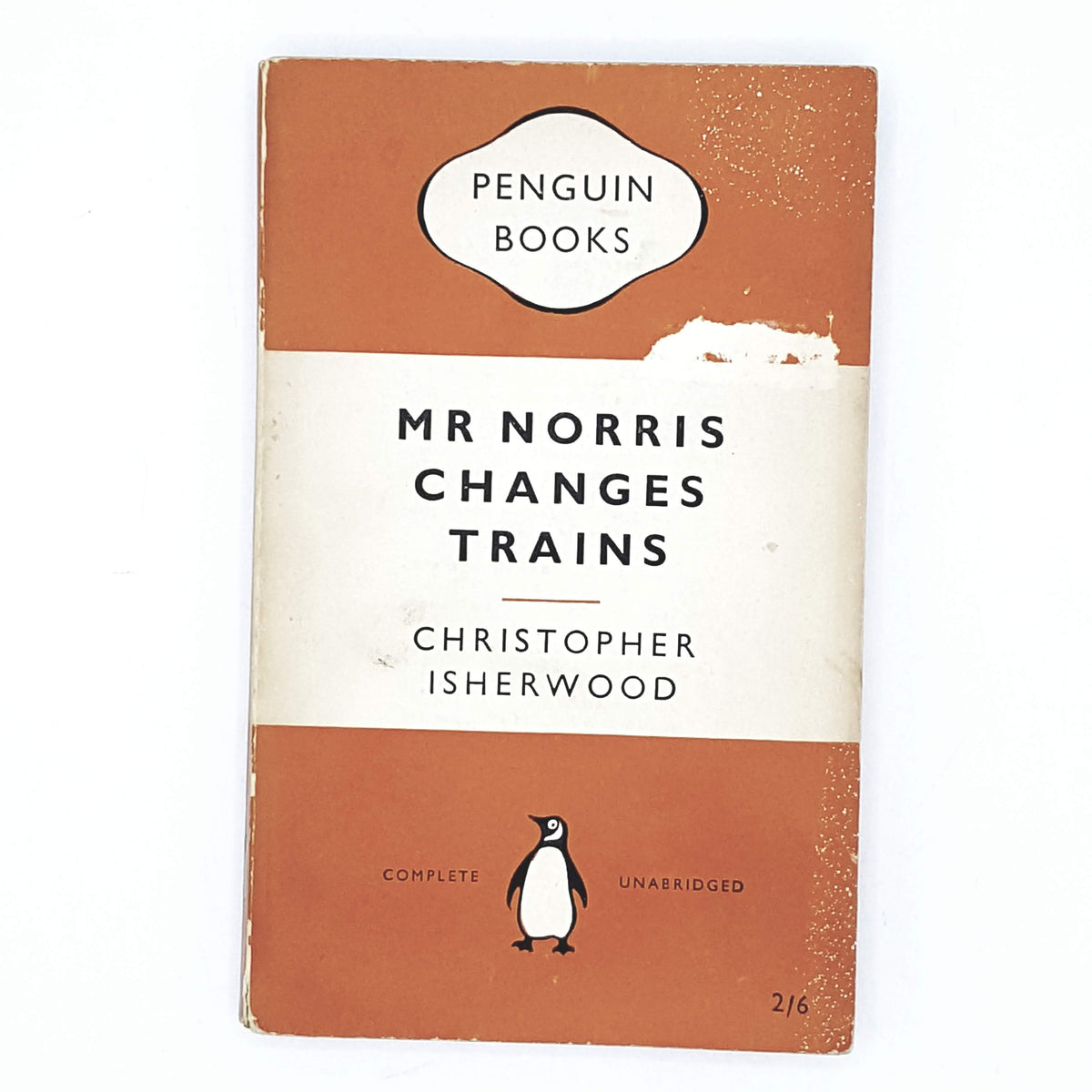 Mr Norris Changes Trains by Christopher Isherwood 1955