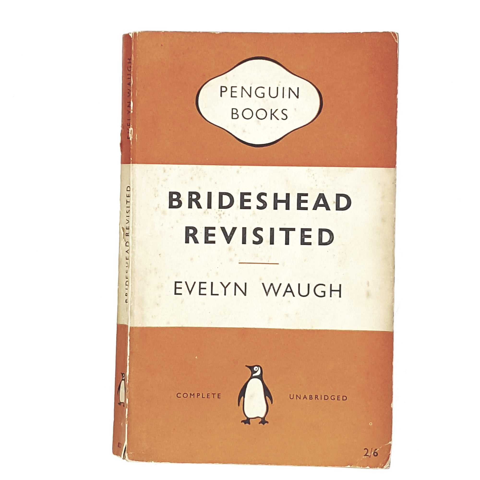 Evelyn Waugh's Brideshead Revisited 1952 - 1954
