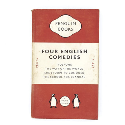 Four English Comedies 1950