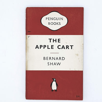 The Apple Cart by Bernard Shaw 1956