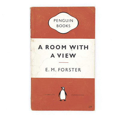 A Room with a View by E. M. Forster 1955