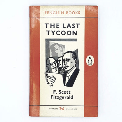 F. Scott Fitzgerald's The Last Tycoon 1960
