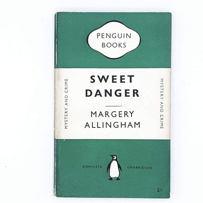 Sweet Danger by Margery Allingham 1951