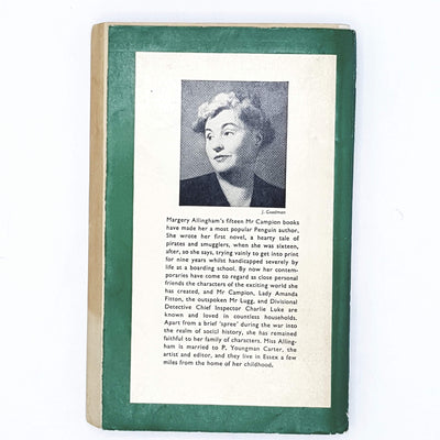 Mystery Mile by Margery Allingham 1959