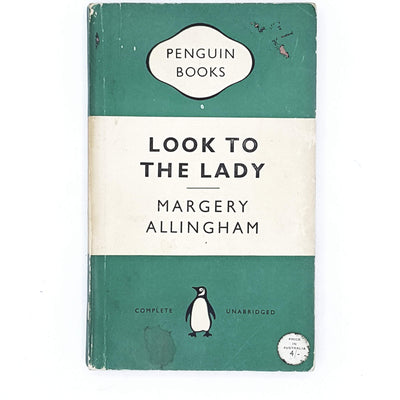 Look to the Lady by Margery Allingham 1956