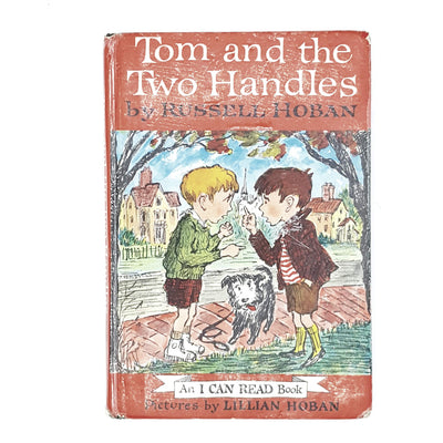 Tom and the Two Handles by Russell Hoban 1973