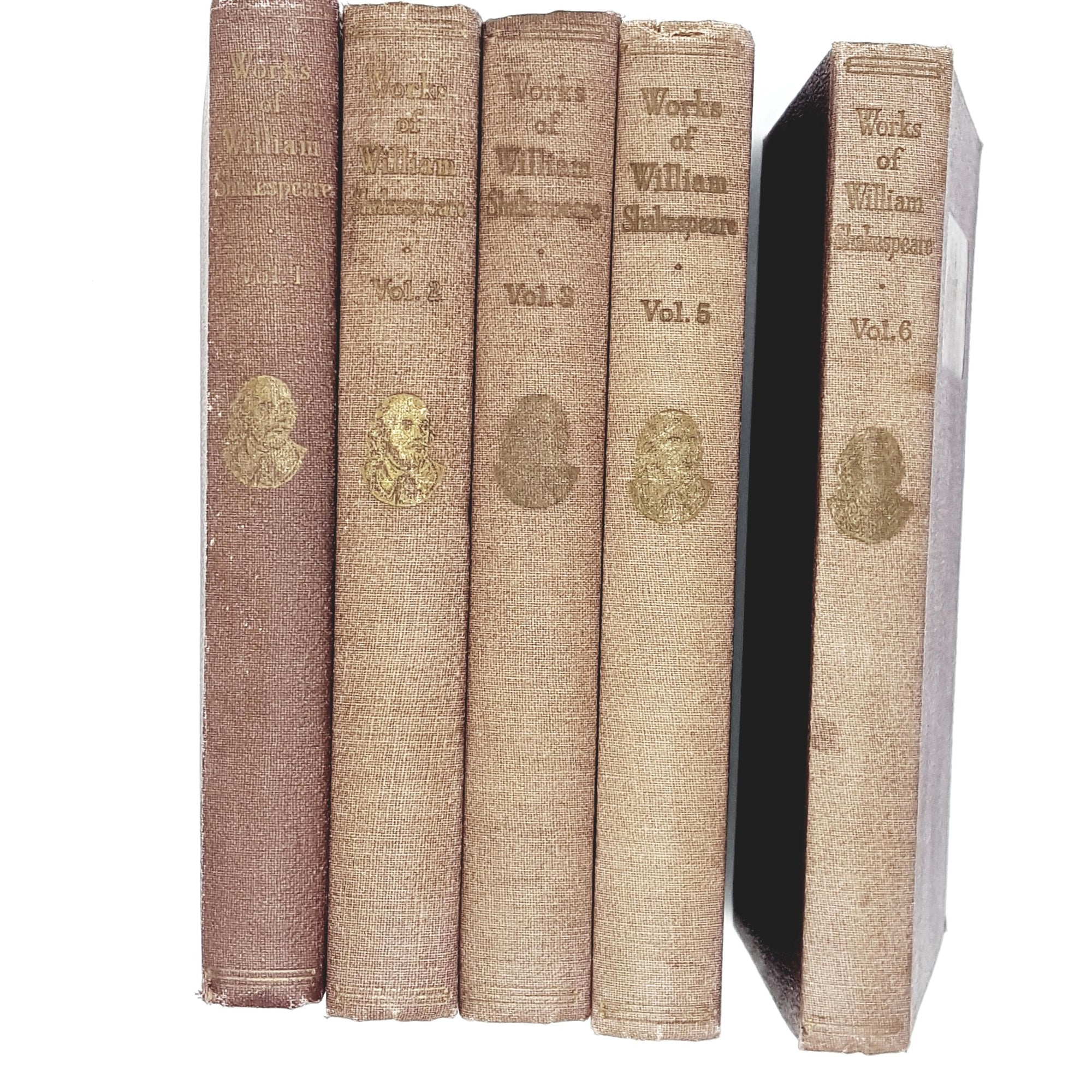 Collection Works of Shakespeare