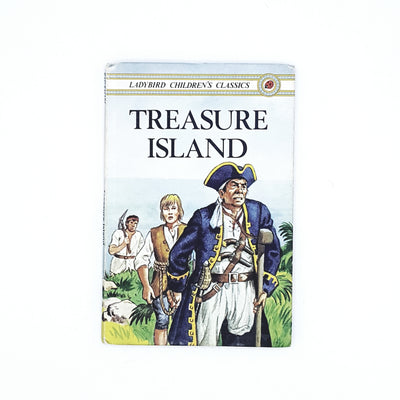 Ladybird: Treasure Island 1979