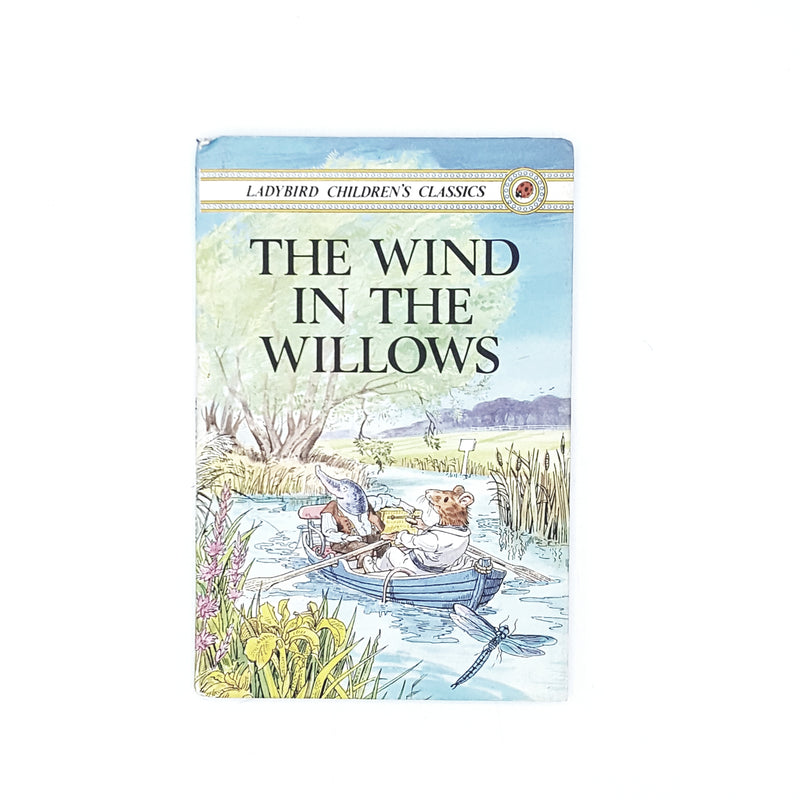 Ladybird: The Wind in the Willows 1983