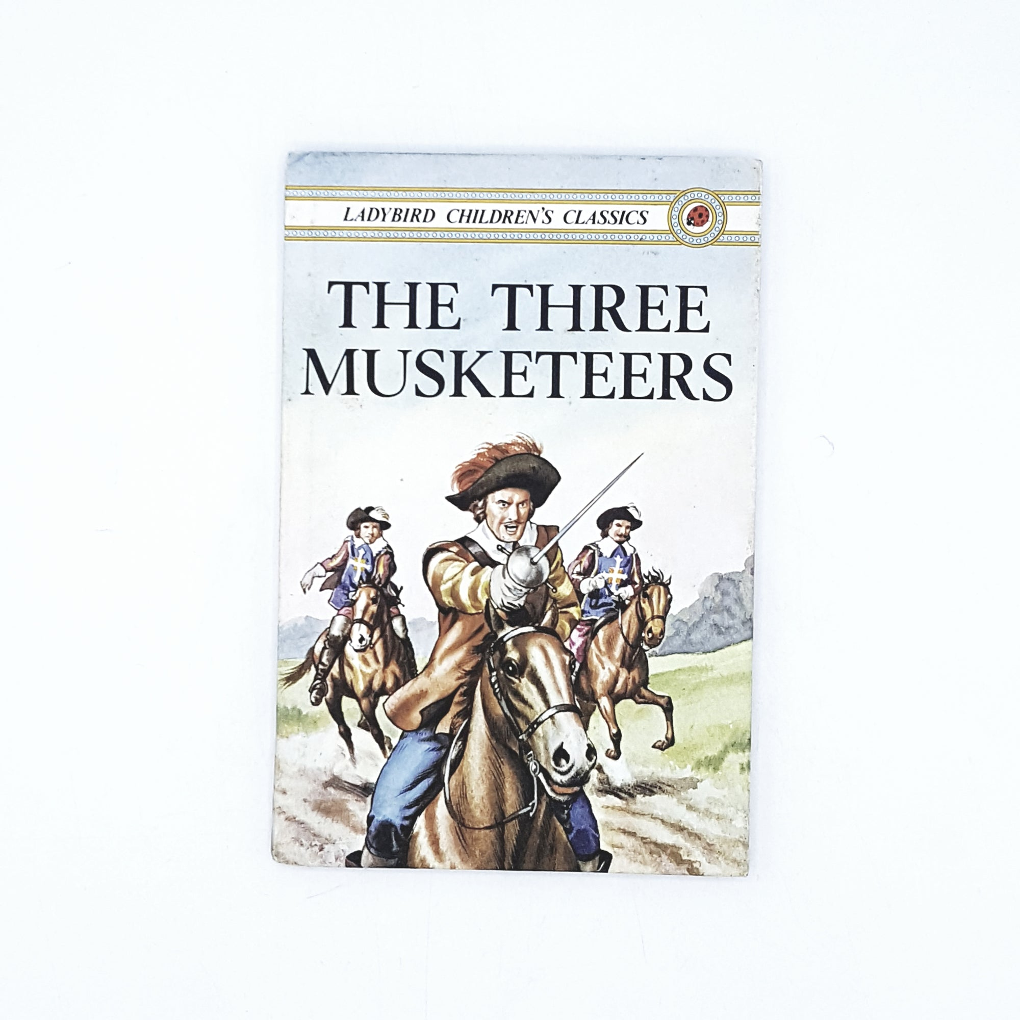 Ladybird: The Three Musketeers 1981