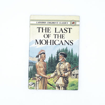 Ladybird: The Last of the Mohicans 1983