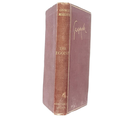 George Meredith's The Egoist 1910