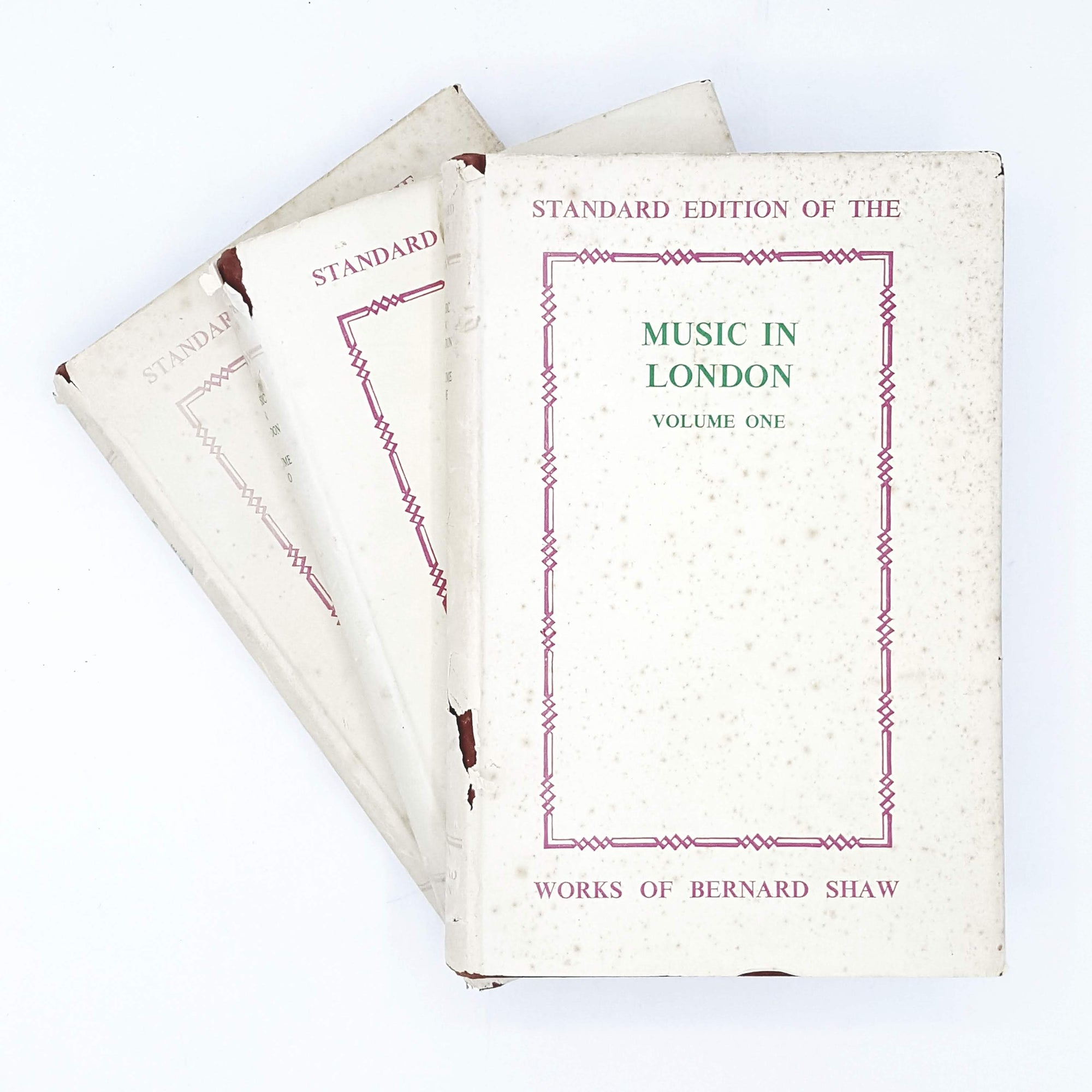 Collection Music in London by Bernard Shaw 1949