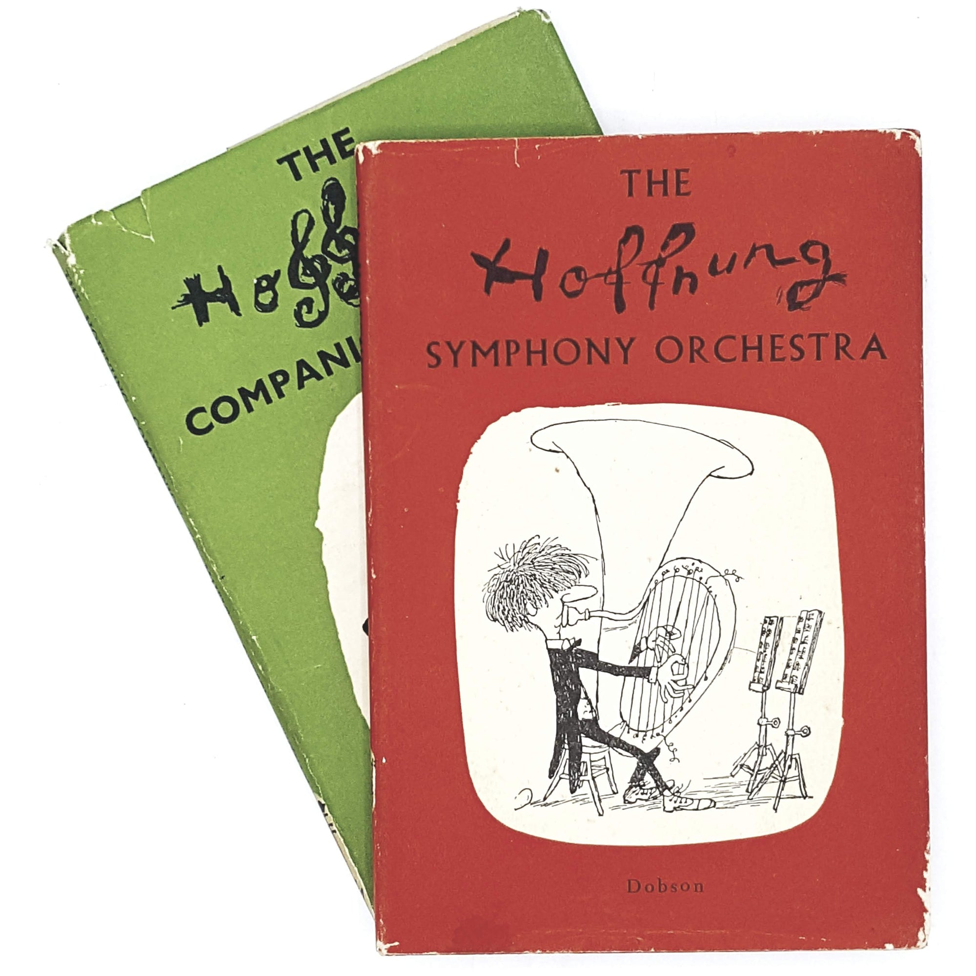 Collection Hoffnung Companion to Music and Symphony Orchestra 1955 - 1957