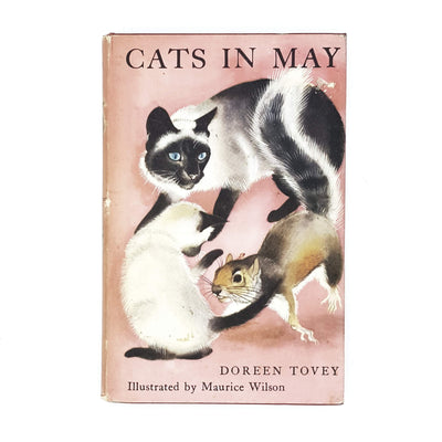 Cats in May by Doreen Tovey 1959