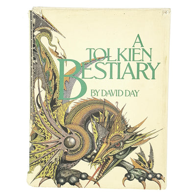 Illustrated A Tolkein Bestiary by David Day