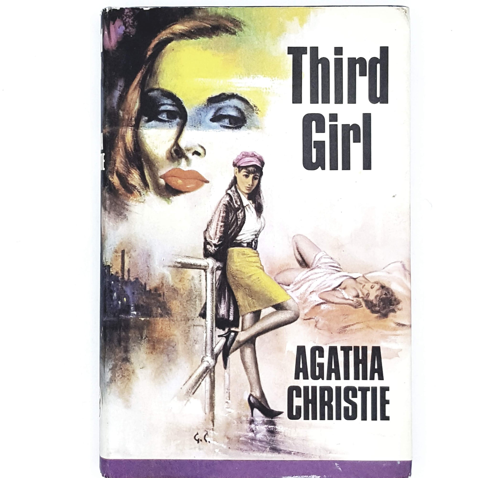 Agatha Christie's Third Girl - The Book Club 1966