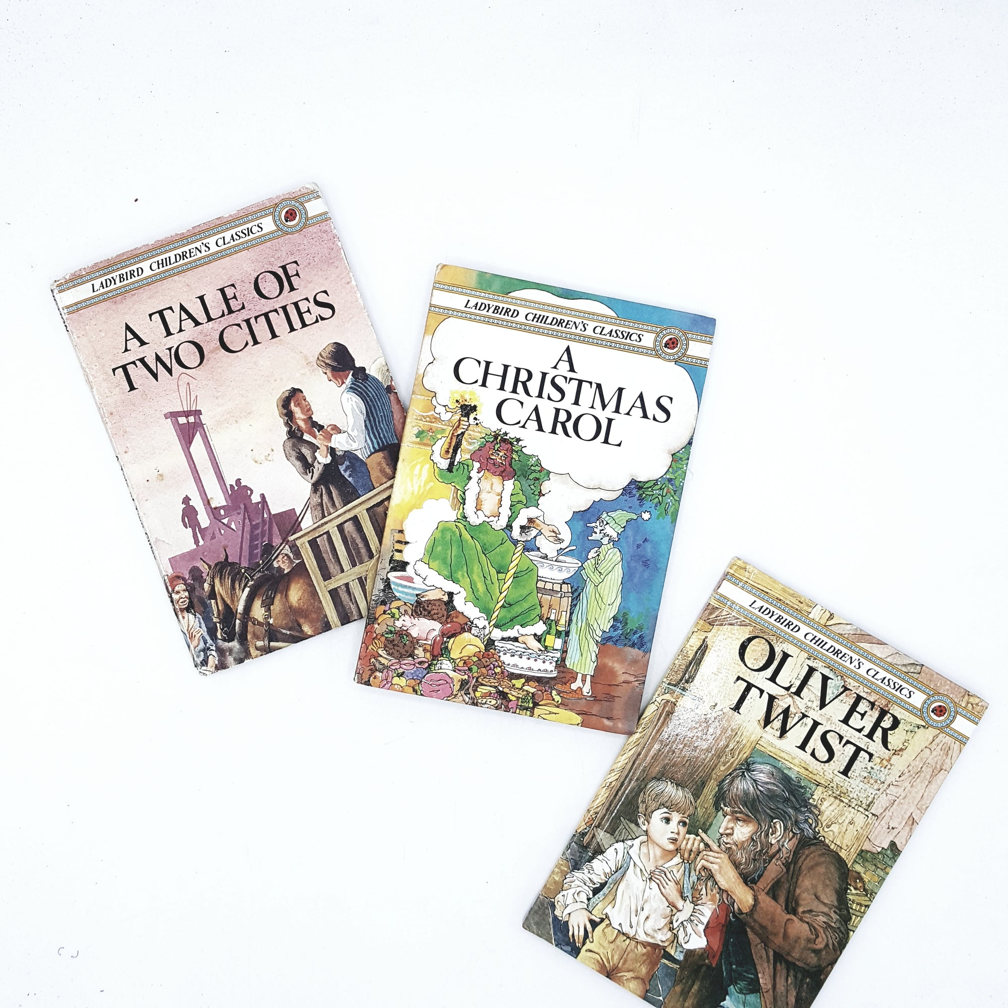 Charles Dickens Ladybird Collection 1981 - 1984