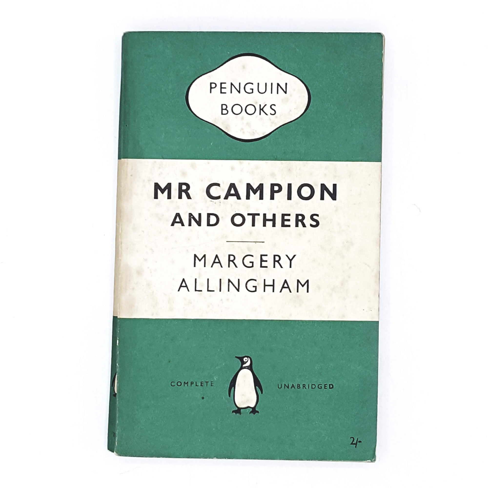 Mr Campion and Others by Margery Allingham 1954
