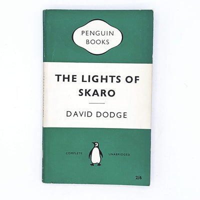 The Lights of Skaro by David Dodge 1956