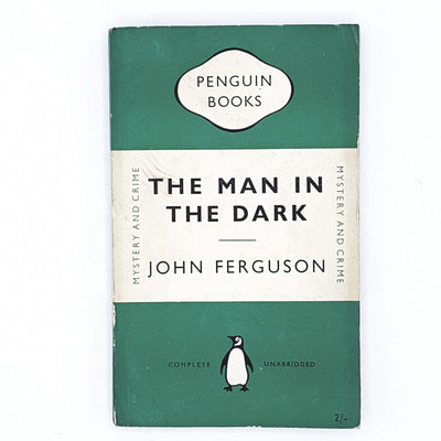 The Man in the Dark by John Ferguson 1952