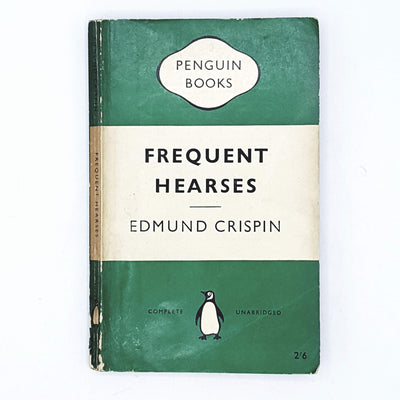 Frequent Hearses by Edmund Crispin 1960