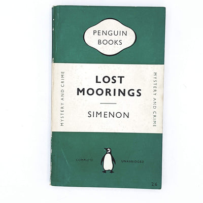 Lost Moorings by Simenon 1952