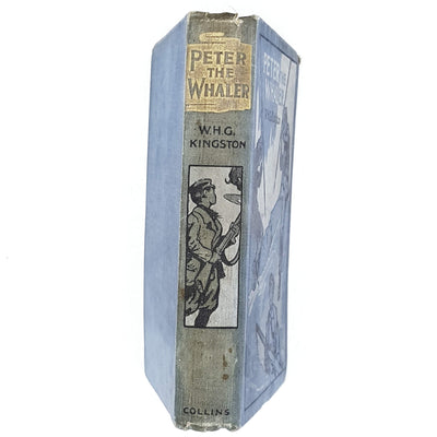 Peter the Whaler by W. H. G. Kingston