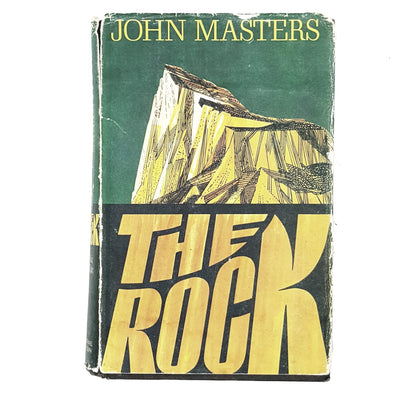 The Rock by John Masters 1970