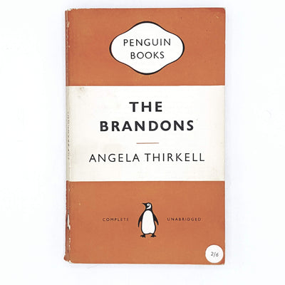 The Brandons by Angela Thirkell 1954