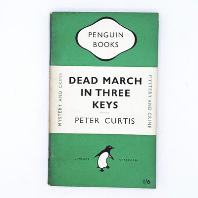 Dead March in Three Keys by Peter Curtis 1949
