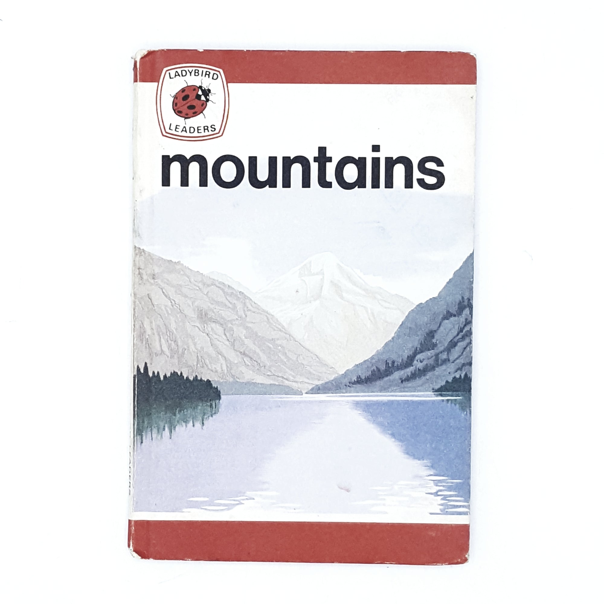 Ladybird: Mountains 1977