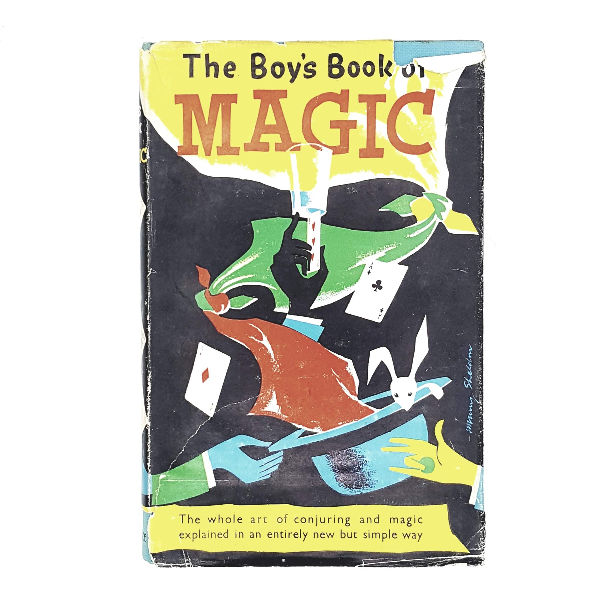 The Boy's Book of Magic