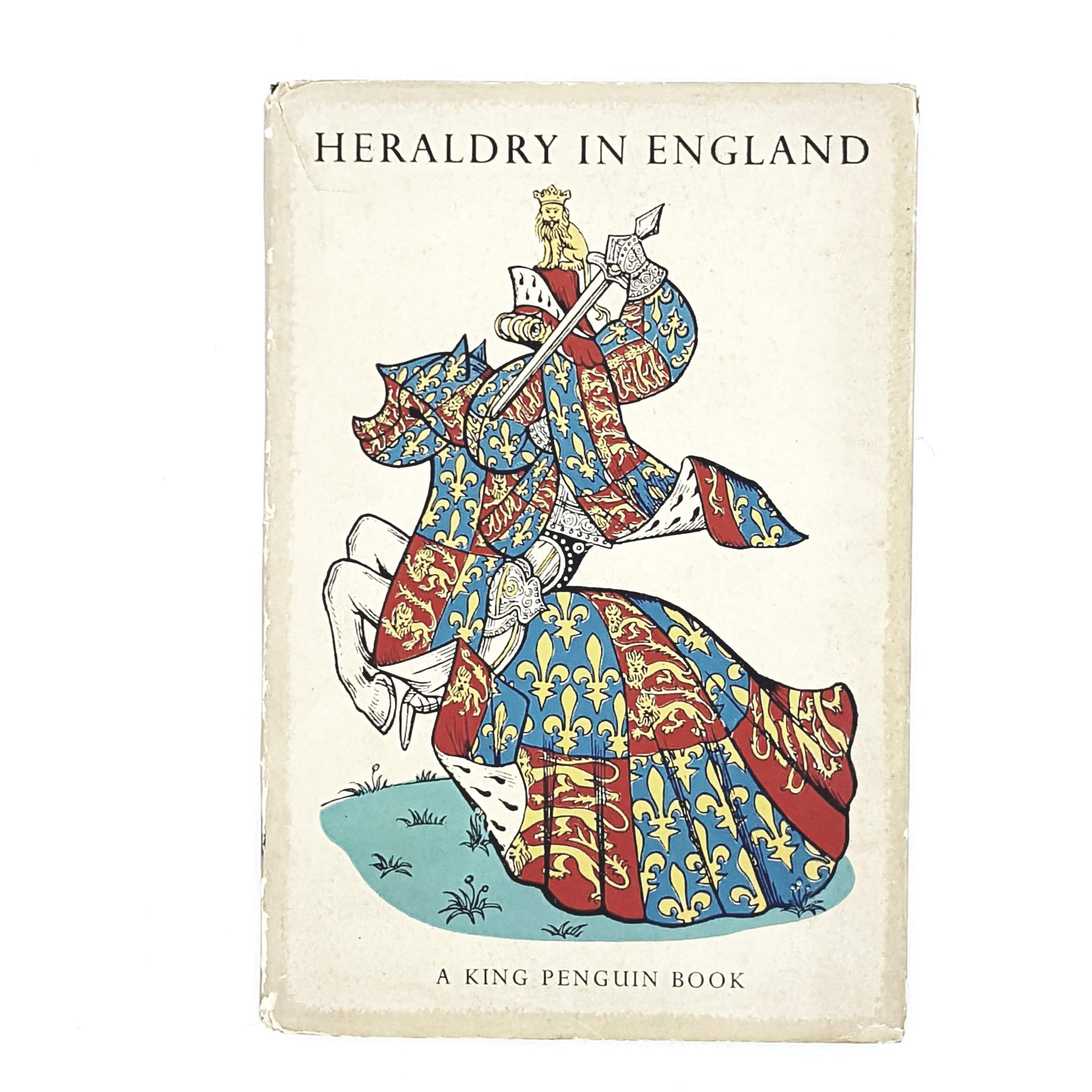 Heraldry in England by Anthony Wagner 1953