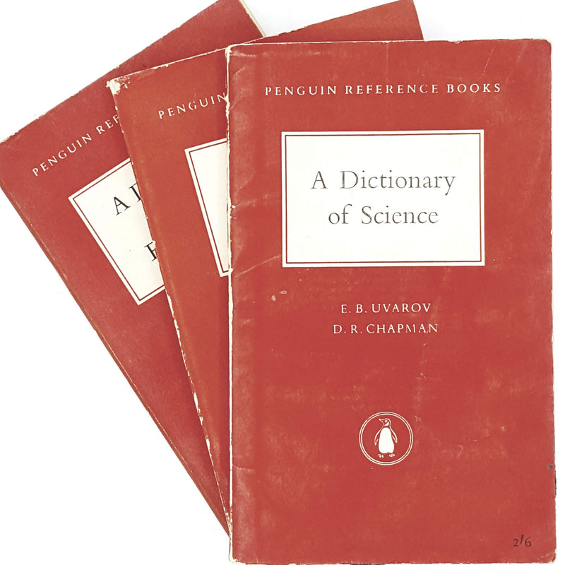 Collection Penguin Dictionaries 1958 - 1959
