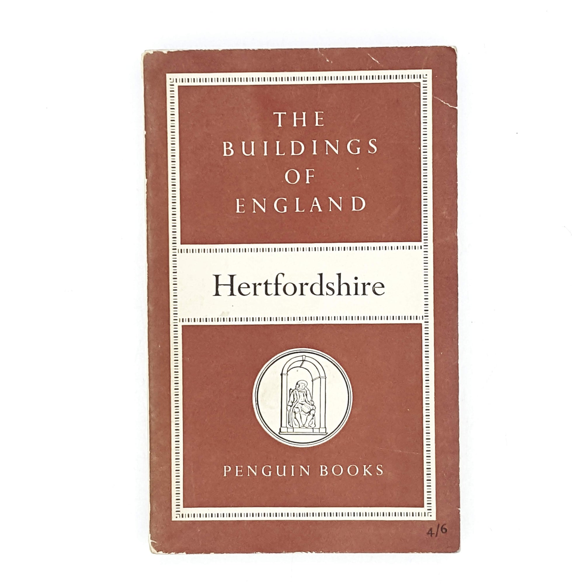 The Buildings of England: Hertfordshire by Nikolaus Pevsner 1953
