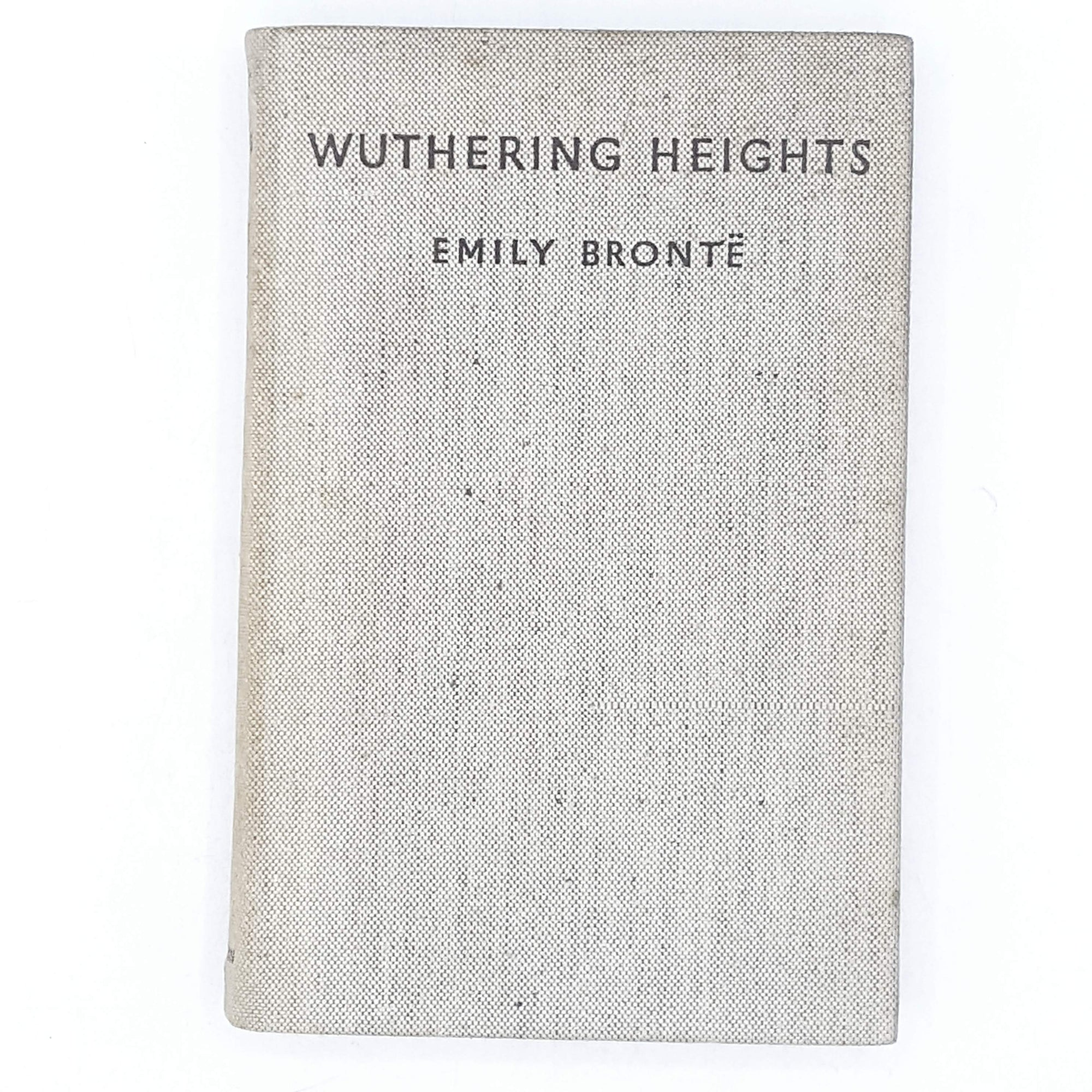 Wuthering Heights by Emily Bronte 1934