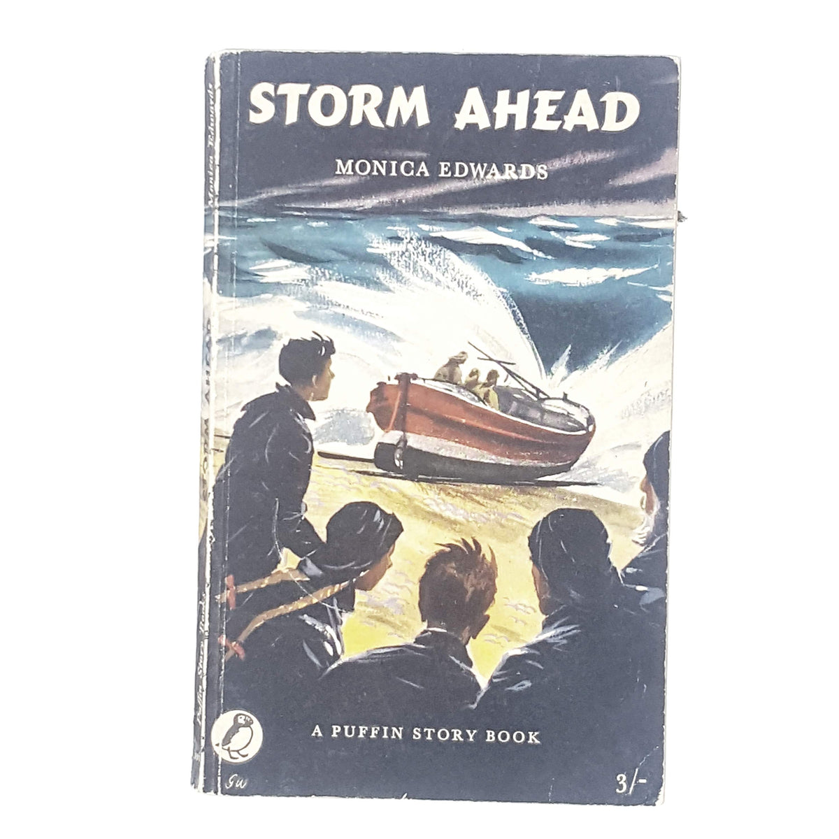 Storm Ahead by Monica Edwards 1957