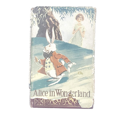 Illustrated Alice in Wonderland by Lewis Carroll c1928