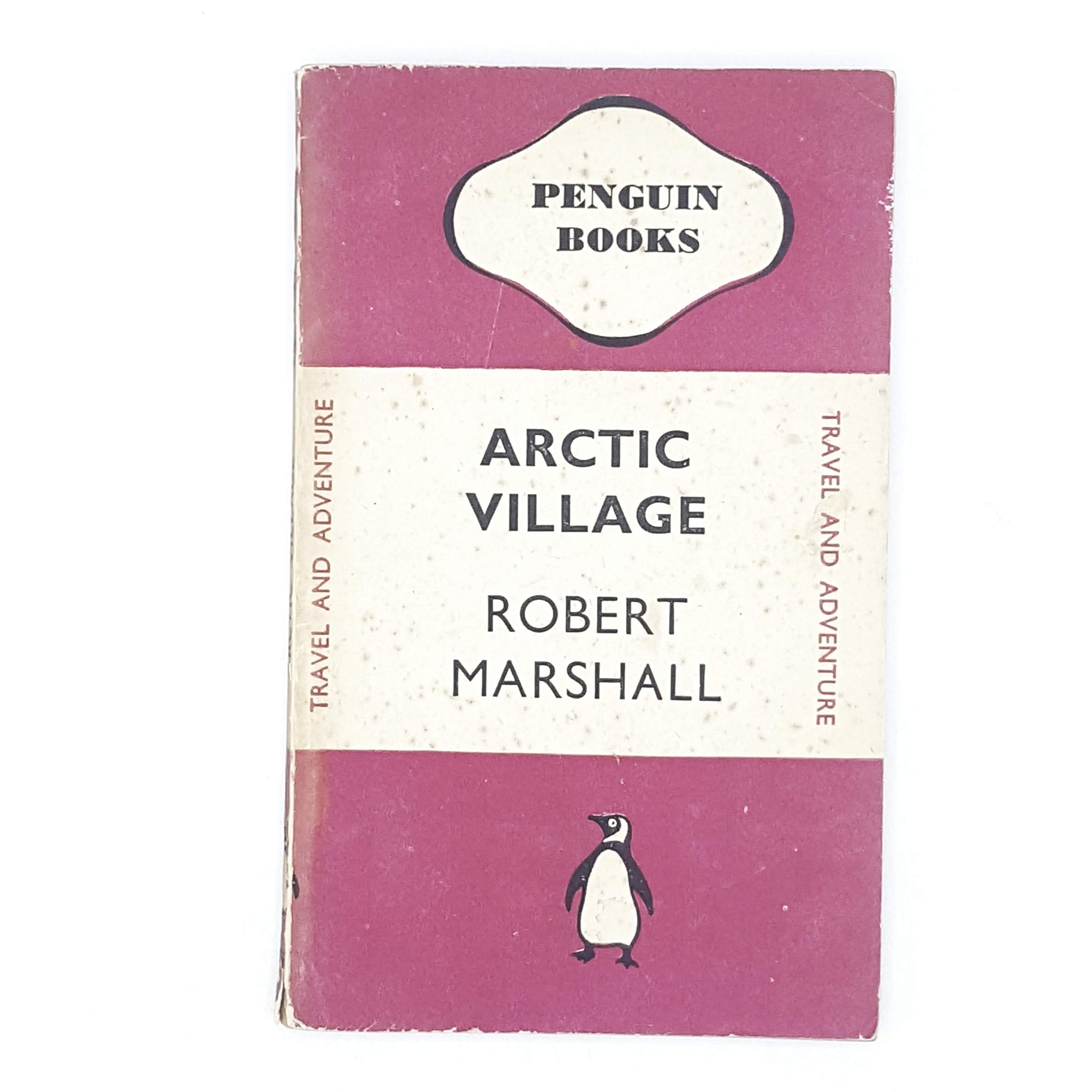 Artic Village by Robert Marshall 1940