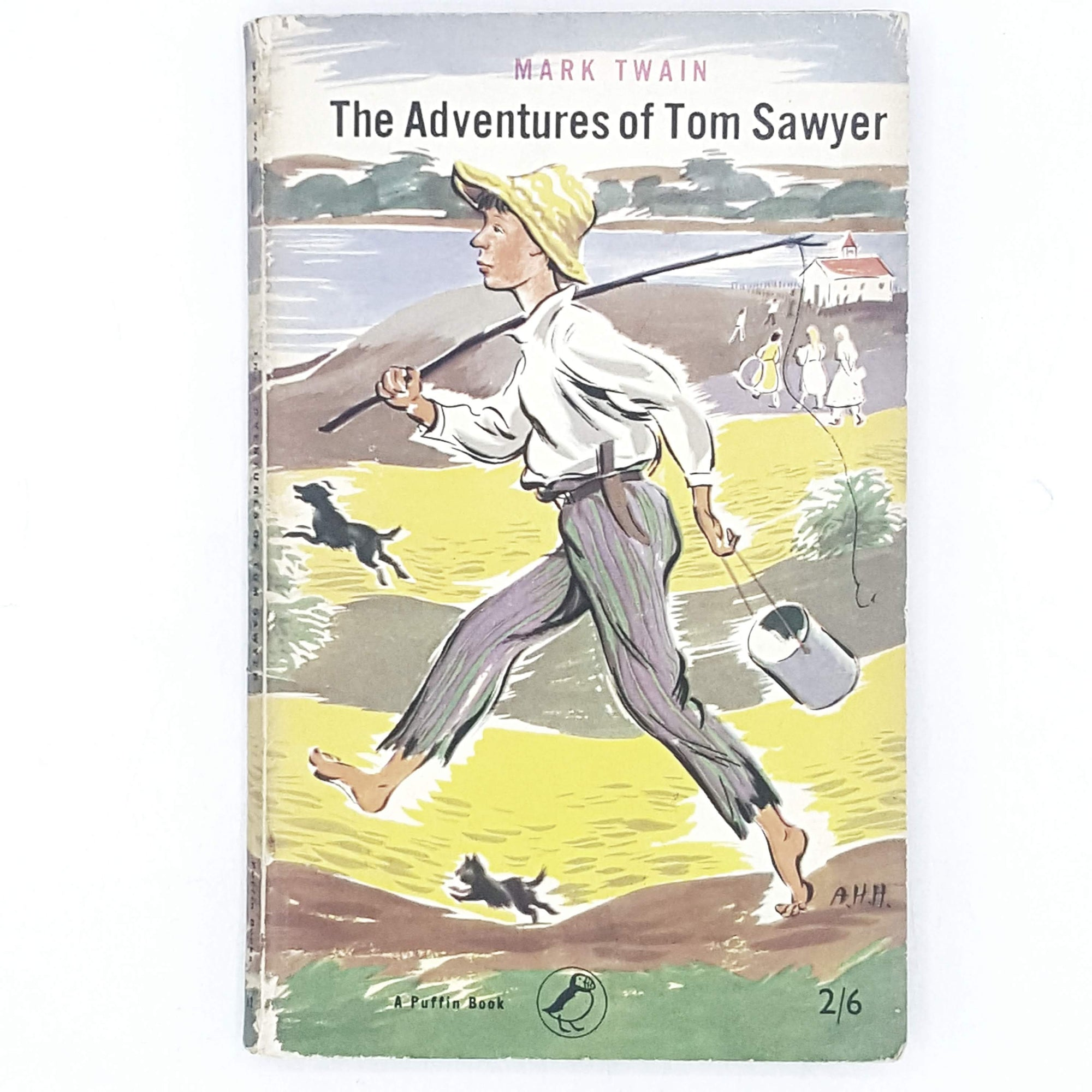 Mark Twain's The Adventures of Tom Sawyer 1958