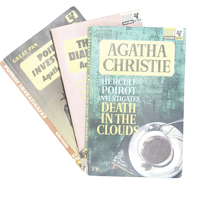 Collection: Agatha Christie's Poirot 1962 - 1965