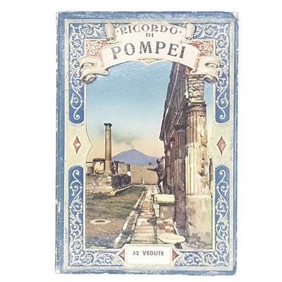 Ricordo di Pompei 32 Views of Pompei