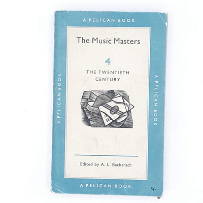 The Music Masters by A. L. Bacharach 1957