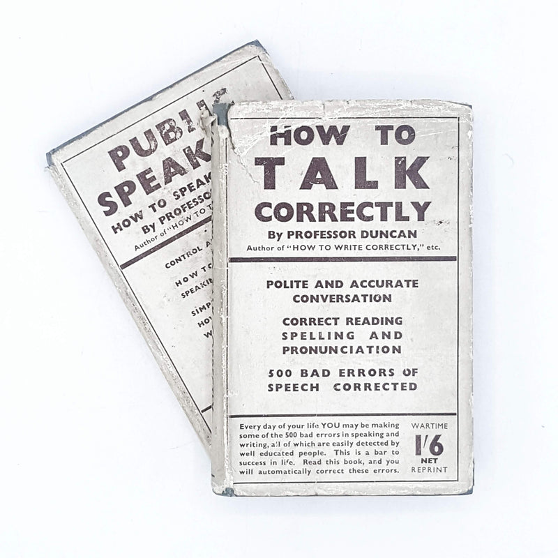 Collection How To Talk Correctly and Public Speaking