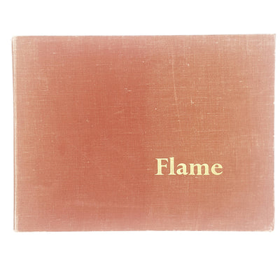 Illustrated Flame by Daphne Winstone 1946
