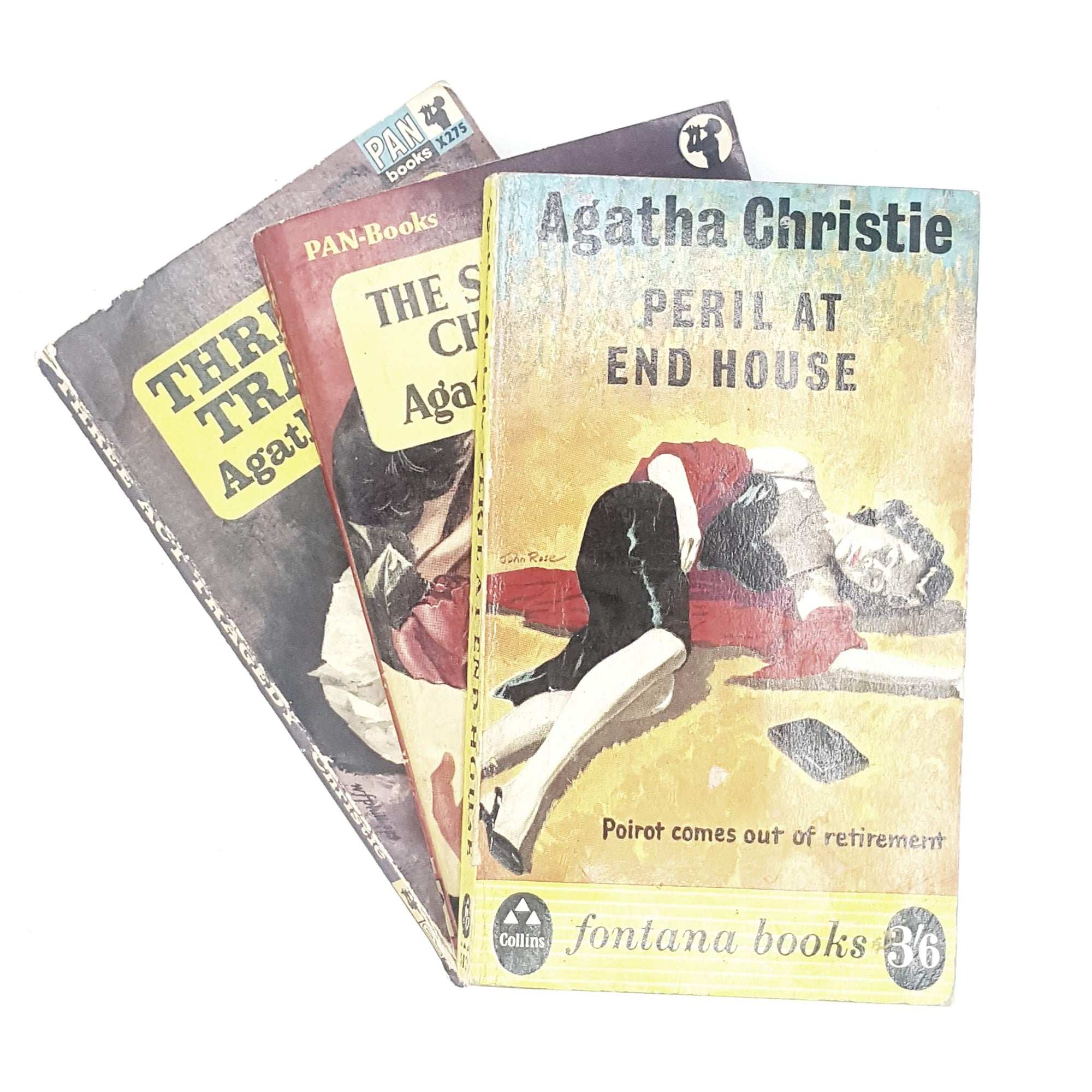 Collection Agatha Christie's Poirot 1956 - 1964