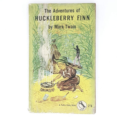Mark Twain's The Adventures of Huckleberry Finn 1953