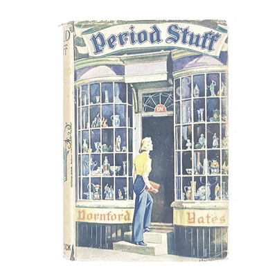 Period Stuff by Dornford Yates 1946