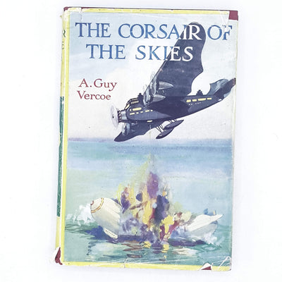 The Corsair of the Skies by A. Guy Vercoe 1953